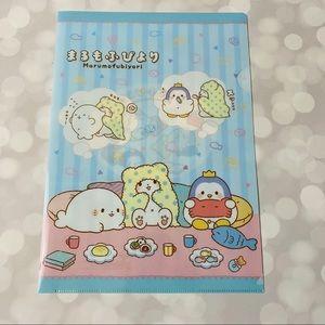 Marumofubiyori Clear File